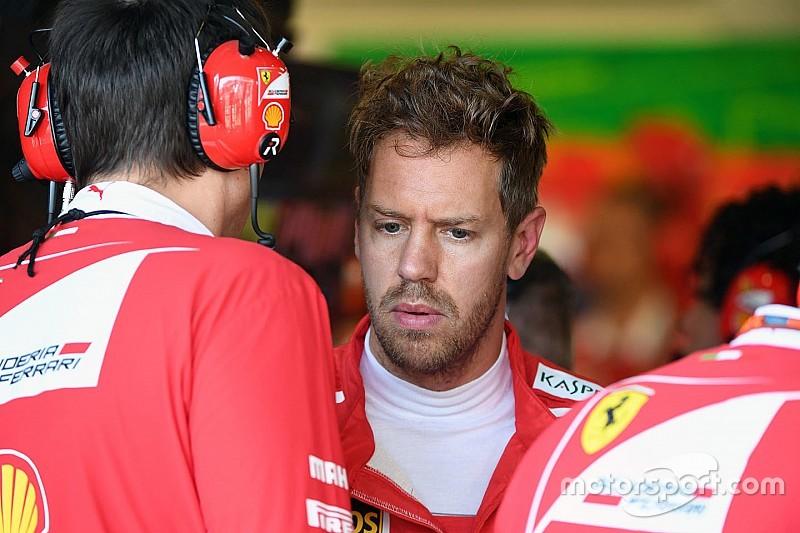 Villeneuve: Vettel swipe was 'ugly' but no big deal