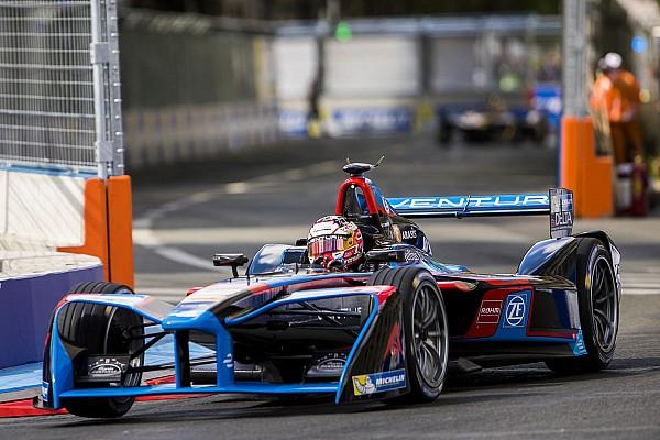 Sarrazin substitui Gutierrez na Fórmula E