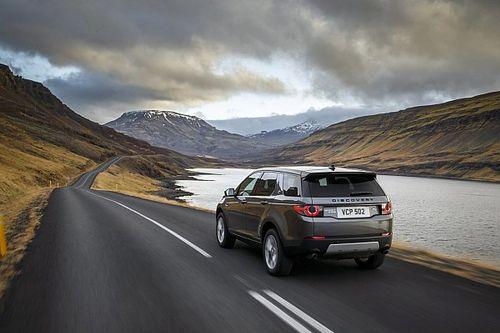 Maximaal avontuur met de Land Rover Discovery Sport