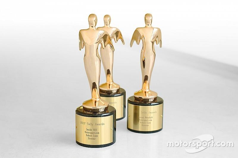Motorsport.com получил крупные награды за производство видео