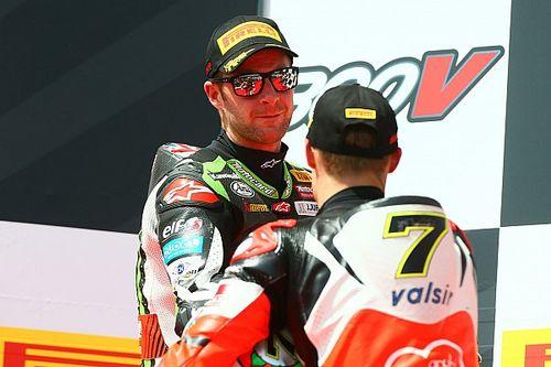 """Rea: """"Davies ha fatto doppietta perché Imola si adatta bene alla Ducati!"""""""