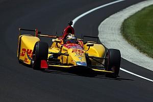 IndyCar Crónica de Clasificación Hunter-Reay fue el mejor en calificación del 10 al 33 de Indy 500