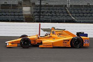 IndyCar Nieuws Indy 500-avontuur levert sponsors van McLaren gratis reclame op