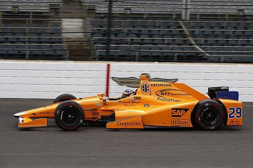 McLaren, Indy 500 yarışı için sponsorlarından ekstra ücret almıyor