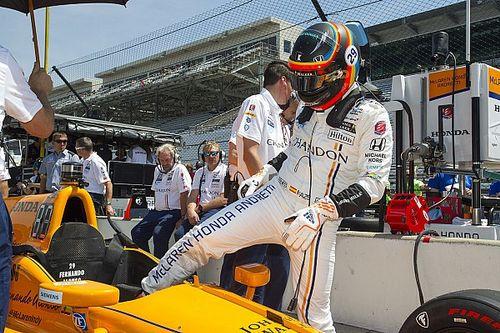 Алонсо признался в неготовности к Indy 500