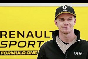 Renault wants iconic team-driver association with Hulkenberg