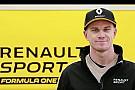 Nico Hülkenberg: 2017 wird für Renault F1 ein Übergangsjahr