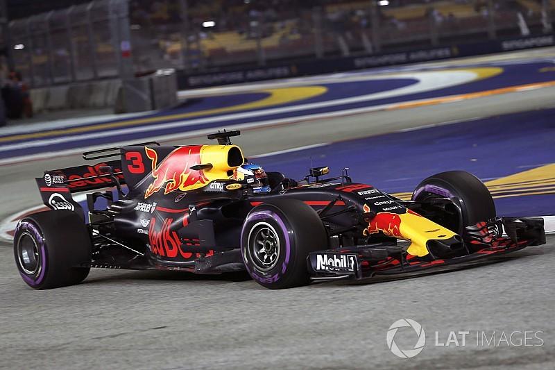 """En tête des deux séances, Ricciardo """"n'est pas surpris"""""""