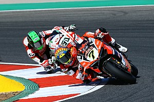WSBK Ultime notizie Portimao, Warm-Up: Chaz Davies riaccende le speranze Ducati