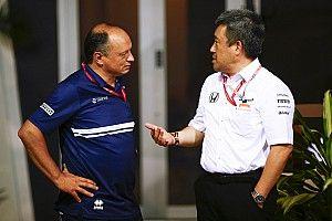 Baru satu jam menjabat, bos Sauber langsung batalkan Honda