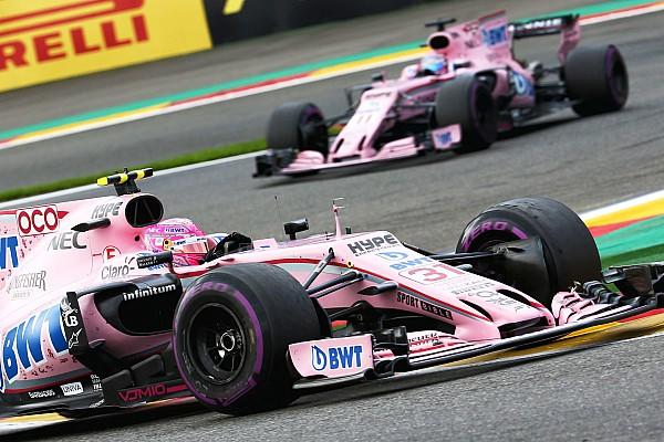 Formule 1 Actualités Les pertes de Force India ont augmenté en 2016