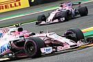 Les pertes de Force India ont augmenté en 2016