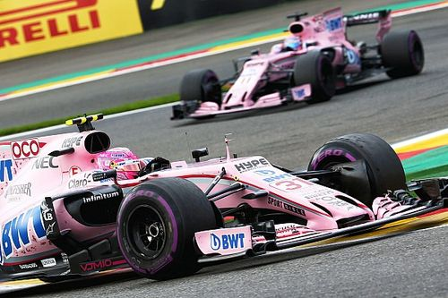 "Force India ya ve a Pérez y Ocon ""maduros"" para competir entre ellos"