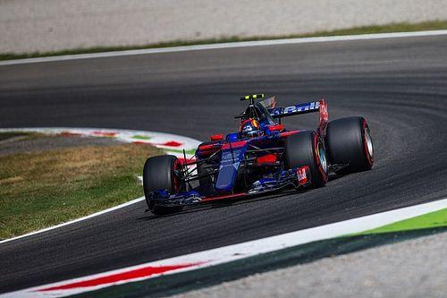 Kvyat : Le rythme des McLaren est alarmant pour Toro Rosso