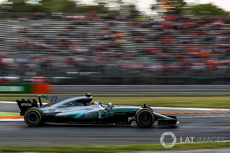 Bottas diz que ainda não é escudeiro de Hamilton na Mercedes