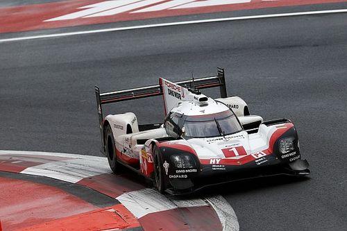 WEC Mexico: Lotterer zet Porsche bovenaan in VT1