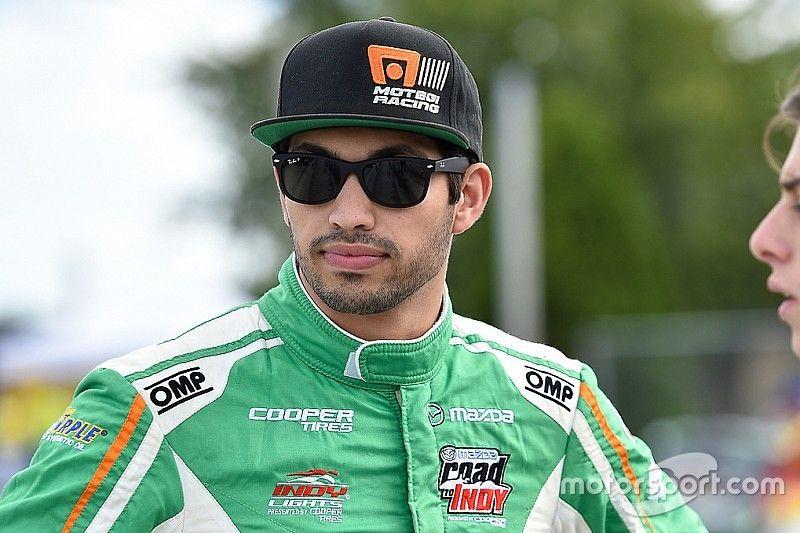 Indy 500 e altre tre gare nel 2018 per Kyle Kaiser con la Juncos Racing