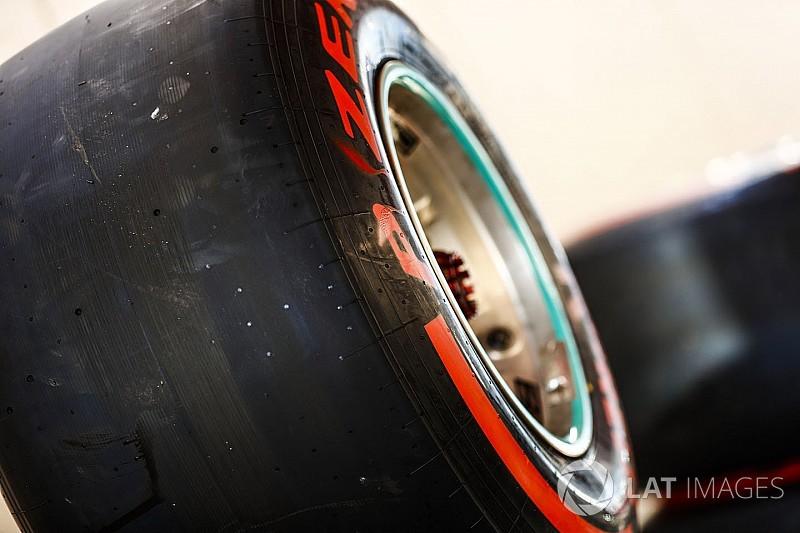 Pirelli: domani verranno sostituite 13 gomme supersoft