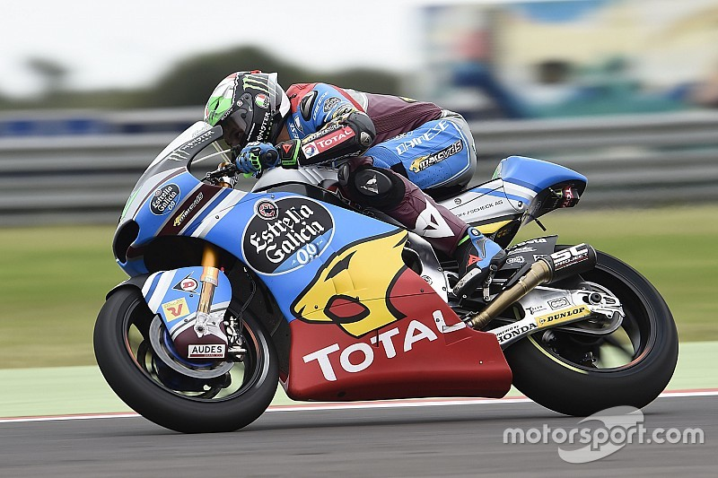 【Moto2】アルゼンチン決勝:モルビデリ優勝。中上はクラッシュ