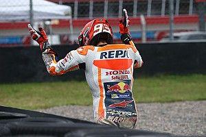 Marquez begrijpt niet waarom hij crashte