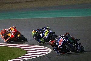 فينياليس يعترف بدهشته من عودة روسي في سباق قطر
