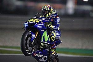 Valentino Rossi menuju rekor start Grand Prix ke-350