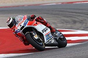 Usai finis P9, Lorenzo lebih nyaman kendarai Ducati