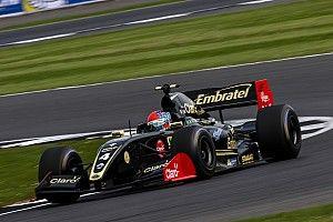 Pietro Fittipaldi vence de ponta a ponta em Silverstone