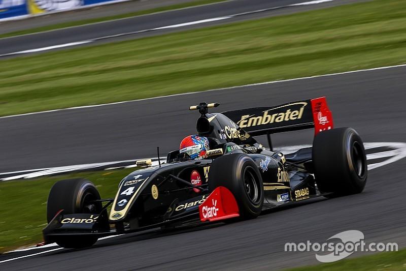 Pietro Fittipaldi tiene a bada Orudzhev e centra il successo in Gara 1