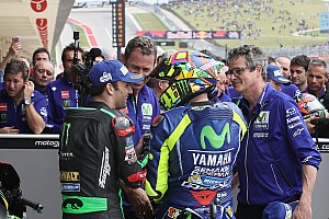 Rossi hekelt inhaalpoging Zarco: