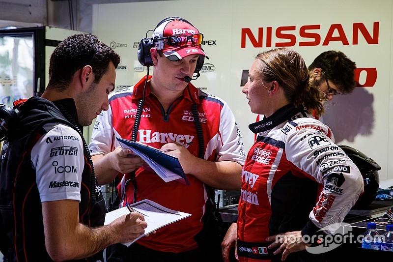 Australia Supercars: De Silvestro erhält Lob von Nissan Motorsports