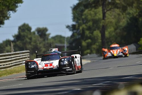 Le Mans uur 20: Drama voor Porsche, wint een LMP2?