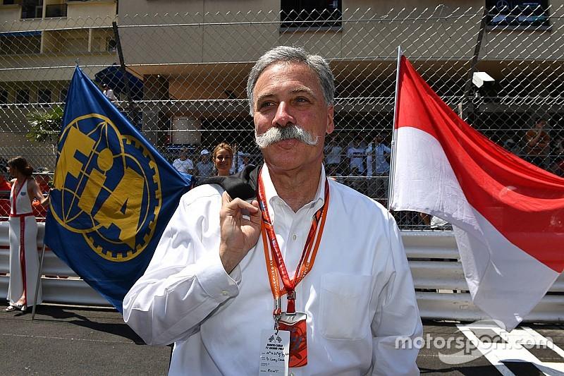 تشايس كاري رئيس الفورمولا واحد سيمنح شارة انطلاق سباق لومان 24 ساعة
