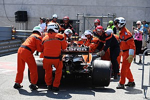 F1 Noticias de última hora McLaren, a punto de hartarse de Honda