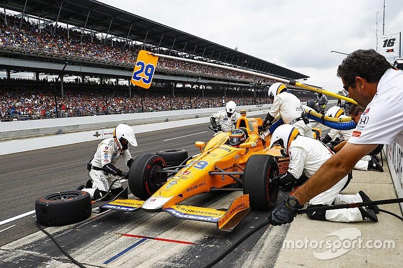 McLaren s'associe à Carlin pour l'Indy 500