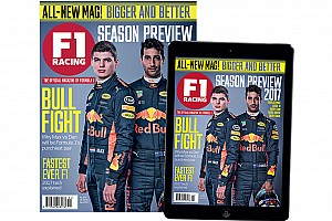 Motorsport Network atualiza visual da F1 Racing Magazine