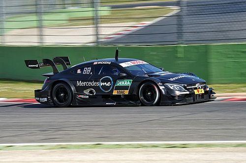"""""""Schritt in die richtige Richtung"""" für Mercedes beim 2. DTM-Test 2017"""