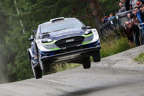 Сунинен проведет с M-Sport восемь этапов в WRC