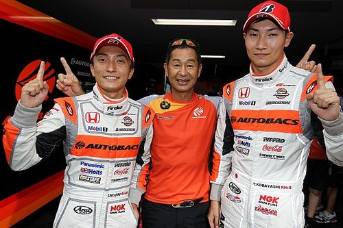 Sugo Super GT: Nojiri leads Honda 1-2-3 in qualifying