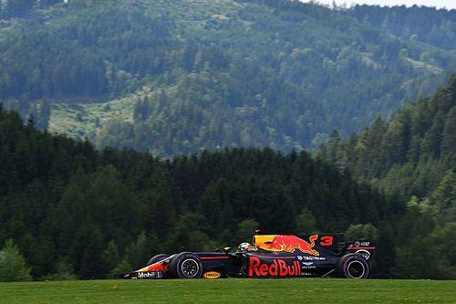 Fotogallery: i primi due turni di libere del GP d'Austria