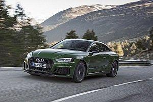 Audi RS5, la granturismo che diverte