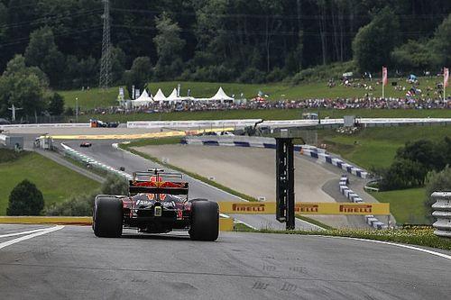 Fotogallery: le qualifiche del GP d'Austria di Formula 1