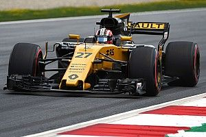 Hulkenberg: Renault'nun aerodinamik anlamda gelişmesi gerekiyor