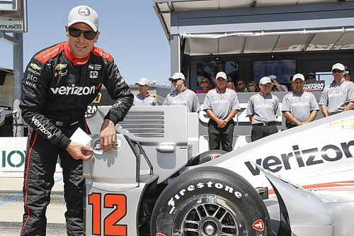 Will Power batte Hildebrand ed è in pole all'Iowa Speedway