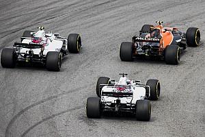 Формула 1 Новость Десять главных обгонов Формулы 1 в 2017 году: видео