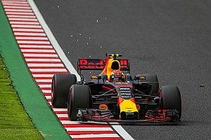 Verstappen ziet Red Bull niet voor overwinning meedoen in Japan