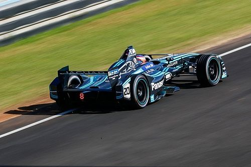 Dernier l'an passé, Jaguar vise le podium pour 2017-18