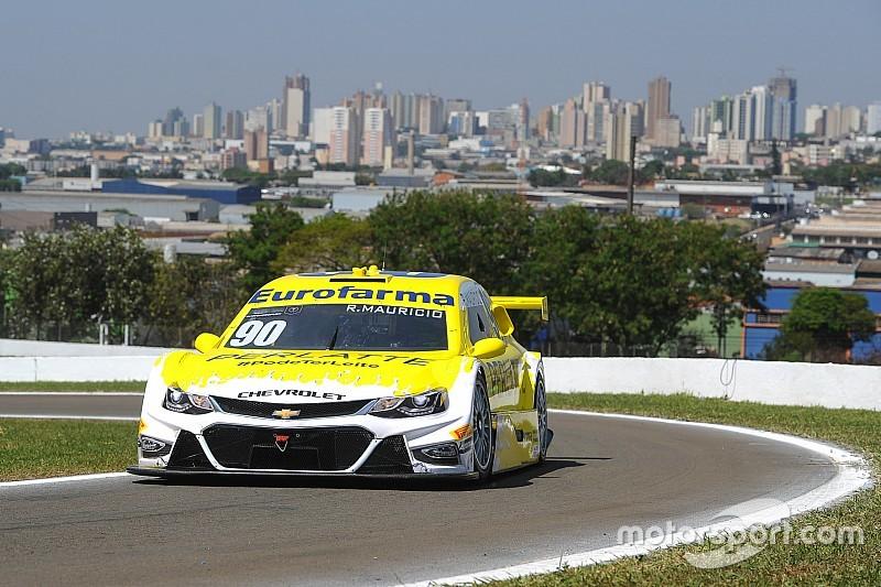 Ricardo Mauricio é o mais rápido da sexta-feira em Londrina