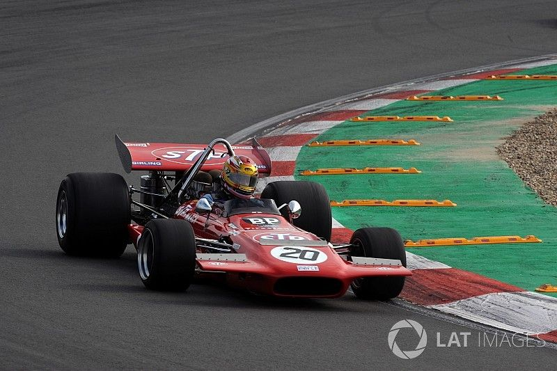 Driver dies after Historic F1 crash at Zandvoort