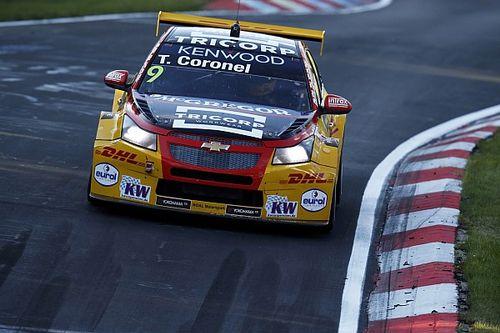 Coronel scoort punten tijdens solide weekend op de Nürburgring